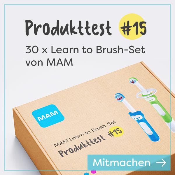 Produkttest mit MAM