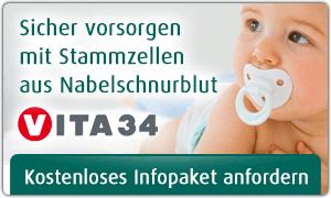 VITA34 Sujet mit Baby