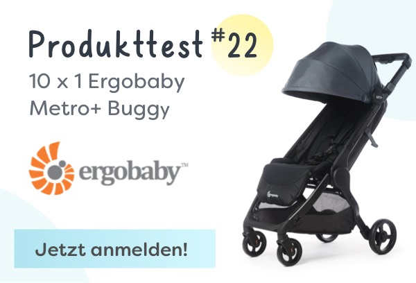 Produkttest Ergobaby Metro+