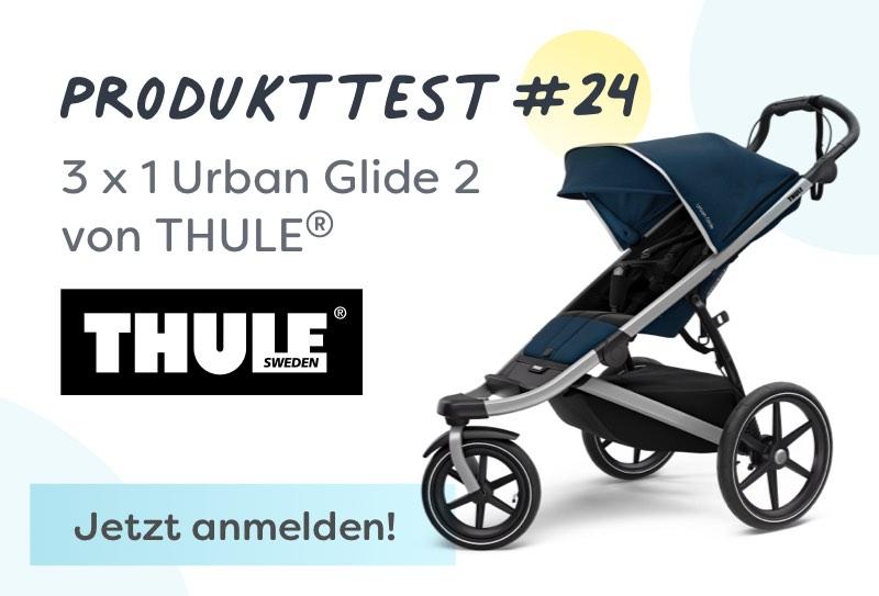Produkttest Thule Urban Glide2