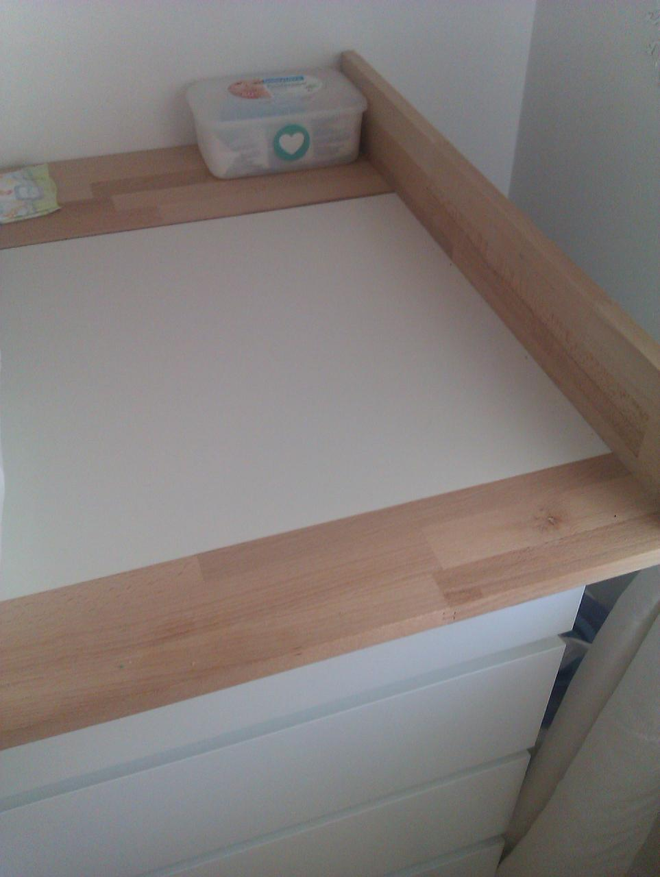 ikea malm kommode als wickeltisch - babyforum.at