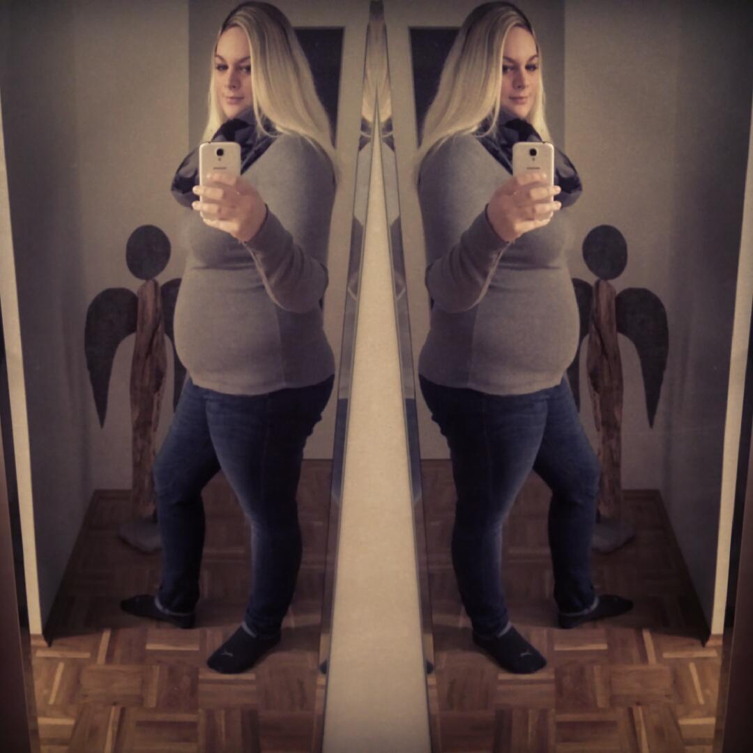Schwanger trotz Übergewicht? Erfahrung, Risiko, etc