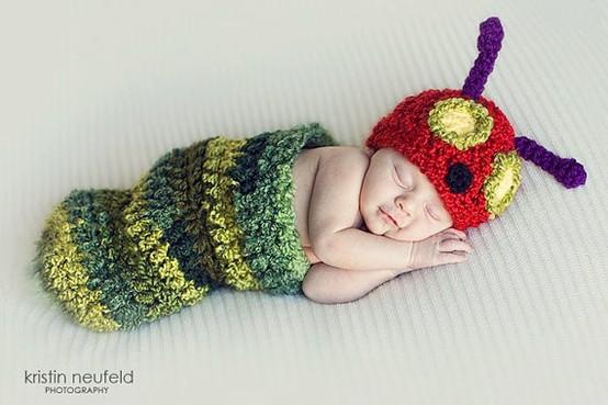 Baby Cocoon - Strickanleitung? - BabyForum.at